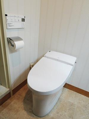 シンプルな洗面台
