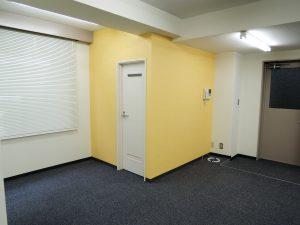 テナント事務所に専用トイレを設置
