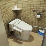 オフィスのトイレを和便器から洋便器へ取替