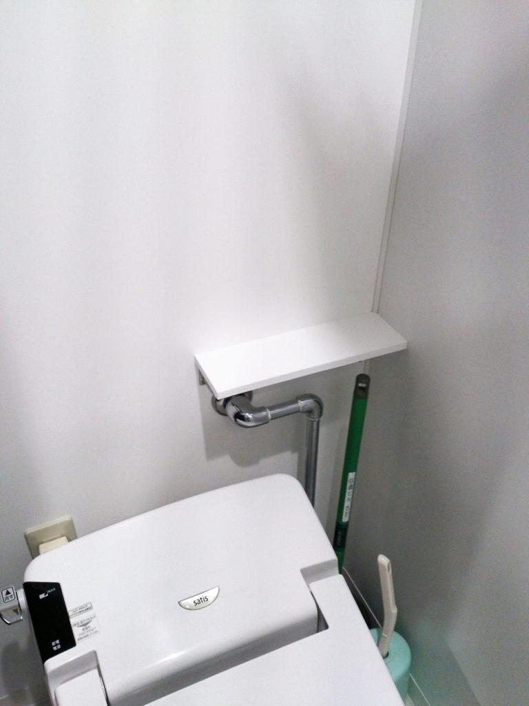 男子トイレ改修後