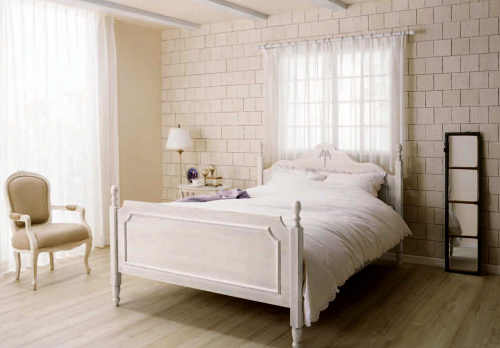 エコカラット ベッドルーム設置例