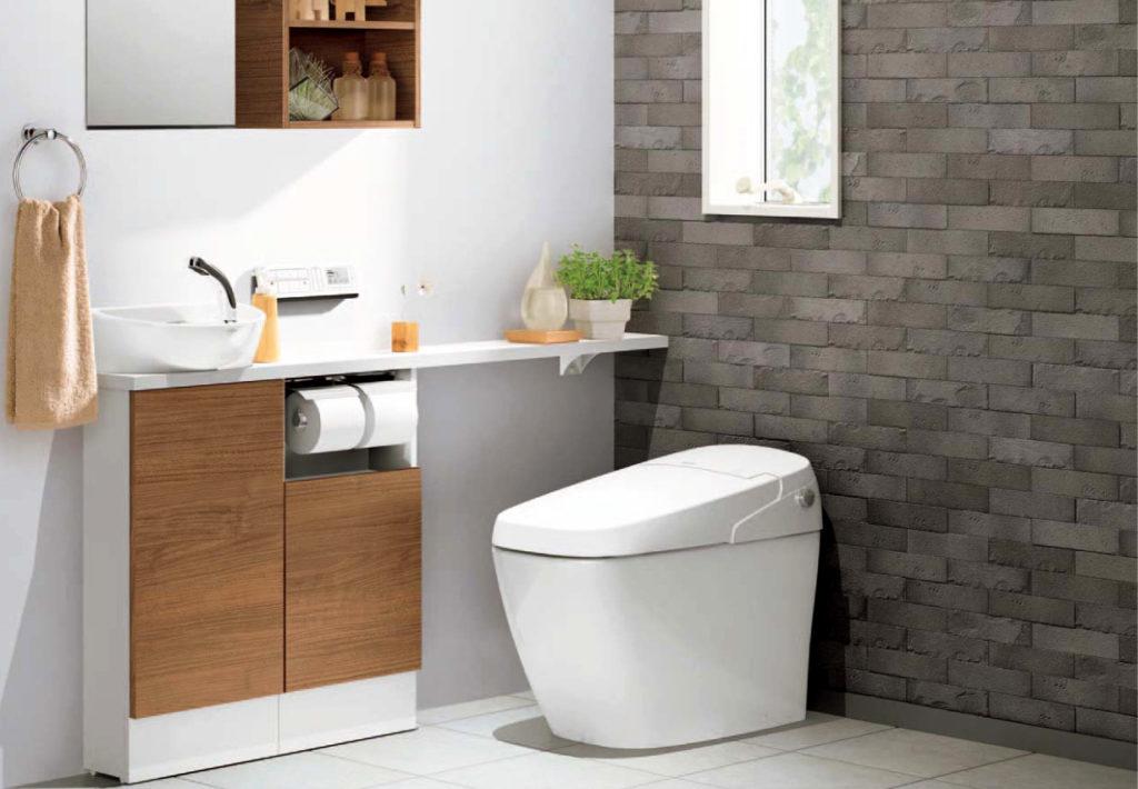 エコカラット トイレ設置例